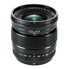 Fuji Fujinon XF 16mm F/1.4R WR Lens w/FREE Hoya NXT UV Filter *NEW*