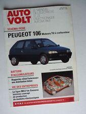 Auto Volt Peugeot 106 essence