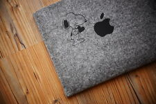 iPad 2/3/4 Custodia Cover Borsa FATTO A MANO Feltro custodia Apple