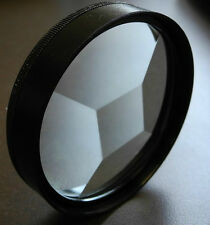 77mm Multi Multiple Image Lens Multivision Special Effect Filter