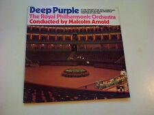 DEEP PURPLE / ROYAL PHILHARMONIC ORCHESTRA Concerto For Group & Orchestra LP