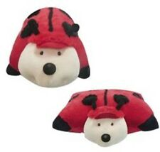 "Large Ladybug PET PILLOW 18"" inch ""Plush&Plush"" Brand my Red Lady Bug pink miss"