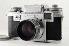 【B V.Good】 CONTAX IIIa 3a Rangefinder Camera w/Zeiss Sonnar 50mm f/1.5 Lens#1783