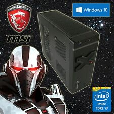 Gamer PC i3-6100, 16GB RAM, 1TB HDD, Intel HD Graphics 530, Win 10