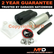 MITSUBISHI 3000 GT V6 T TURBO IN TANK ELECTRIC FUEL PUMP UPGRADE + FITTING KIT