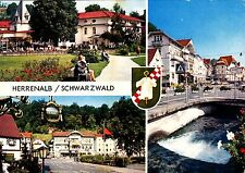 Herrenalb / Schwarzwald , Ansichtskarte, ungelaufen