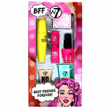W7 Cosmetics -  BFF Best Friends Forever for Face Eyes Lips & Nails Gift Set