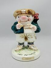 1978 Dave Grossman Ceramic Golfer by Gary Patterson