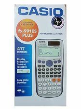 CASIO FX-991ES PLUS  ADVANCED SCIENTIFIC CALCULATOR – For GCSE's & A Level Exam.