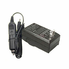 Charger for Canon HF M300 M36 M306 FS30 S30 HFS30 HFS11 HFM40 HFM400 Camcorder