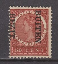 Nederlands Indie Netherlands Indies 96f MLH CANCEL BEZIT BUITEN verschoven 1908