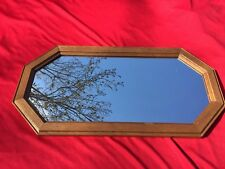 Antique Shabby & Chic Wood Frame Vertical Horizontal Oblong Oval Circle MIRROR ❤