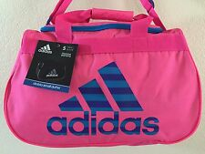 ADIDAS Diablo Small Duffel Women Solar pink/Power Purple/Solar Blue Gym bag