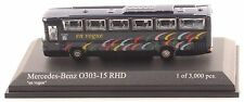 "MINICHAMPS 169036080 Mercedes-Benz O 303-15 RHD ""en vogue"" 1:160 NEU/OVP"