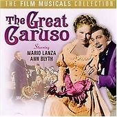 CD GREAT CARUSO original soundtrack mario lanza ann blyth  excellent condition