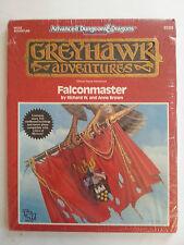 Falconmaster Greyhawk aventuras shrinkwrapped WGA2 #9289 AD&D 2ed