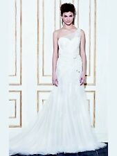Blue by Enzoani Georgetown Wedding Dress UK14