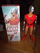 Vintage Action Man Bullet Man Very Rare With Repo Box Nice