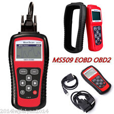 EOBD OBD2 OBDII Car Scanner Diagnostic Live Data Code Reader Check Engine Tool