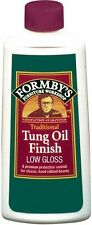 New Formbys 30069 Low Gloss Tung Oil Finish 8-Ounce *