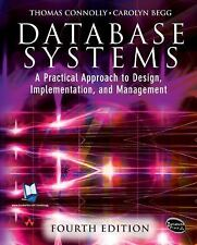 Database Systems: A Practical Approach to Design, Implementation and M-ExLibrary