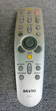 Genuine Sanyo 6450392788 (CXGD) Projector Remote Control Grey