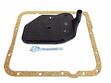 Hummer H3 Colorado Canyon 4L60E 4L65E Transmission Filter & Cork Pan Gasket Kit
