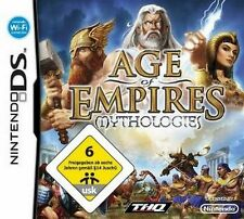 Nintendo DS 3ds Age of Empires Mythologies * Deutsch * impecable