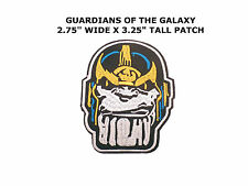 Thanos Morale Patch Marvel Tactical Milspec Comic Book Guardians of the Galaxy
