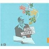 Olivier Messiaen 6 CD box Naive Asko Schoenberg Ens InterContemporain