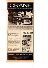 1966 PONTIAC GTO DRAG RACING / DON GAY PONTIAC - ORIGINAL CRANE CAM AD