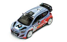 Hyundai i20 WRC #1 B.Bouffier Winner Rally Antibes 2014 1:43 Ixo RAM586