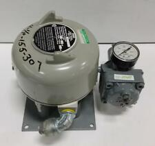 FISHER CONTROLS 3-15PSI ELECTRO-PNEUMATIC TRANSDUCER 546S
