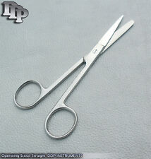 "Operating Dissecting Scissor 5.5"" Sharp Blunt Straight Surgical"