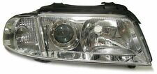 Clear projector headlight front right side light for Audi A4 B5 99-00