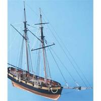 Caldercraft HM Schooner Pickle 1778 Wooden Model Ship Kit 1:64 Scale