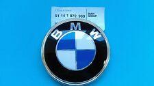 Genuine BMW E28 E30 Z3 E36 Rear trunk badge logo emblem 51141872969