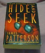 James Patterson - Hide and Seek LOCAL FREEPOST sc/ 0914