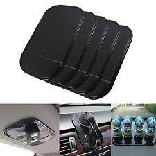 5X Anti Slip Car Dash Non Dashboard Pad Sticky Holder Mat Phone MP3 Car Grip Gel