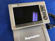 Raymarine C120W GPS Chartplotter Multifunction Display, Perfect Working Order!