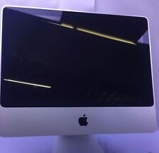 "Apple 20"" iMac Desktop Core 2 Duo 2.0GHz 250GB 4GB A1224 MA876LL OSX 10.8"
