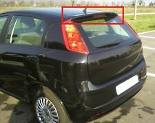 FIAT GRANDE PUNTO REAR ROOF SPOILER NEW