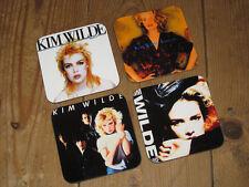 Kim Wilde Album Abdeckung Untersetzer Set