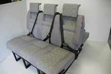 VW T5 Campervan Seat, RIB Altair, Place,150cm Seat/bed,3 Seater Rock & Roll Seat