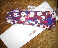 ~New +Tgs in Box/Envelope KENZO women's hand Gloves Fits All Angora Wool Nylon