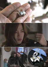 Korean TV Mary Stayed Out All Night Jang Keun Suk Moon Geun Young Cat Necklace