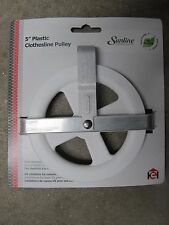 """Clothesline Pulley 5"""" Diameter #250  NEW"""