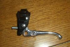 NOS Vintage Lee Chi Old School Bmx Black Silver Front Brake Lever