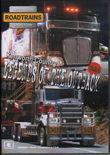 Australian Truck Roadtrain DVD: Kenworth Country - Legends Of The Outback Vol.6