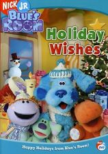 Blue's Clues: Blue's Room - Holiday Wishes (2005, REGION 1 DVD New)